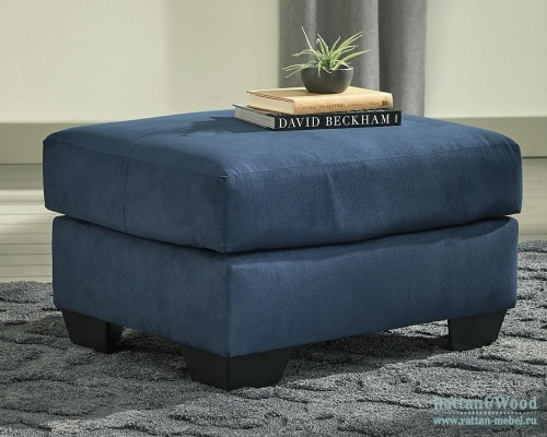Оттоманка Darcy-Blue, Ashley Furniture