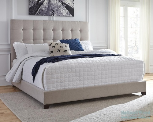 Кровать (Queen 153x203) Contemprorary Upholstered Beds, Ashley Furniture
