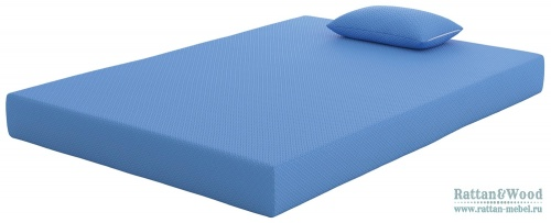 Матрас и подушка iKidz Blue, Full size and Pillow 2/CN
