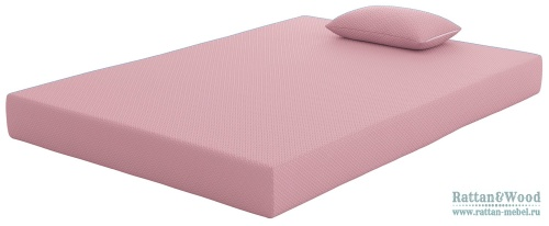 Матрас и подушка iKidz Pink, Full size and Pillow 2/CN