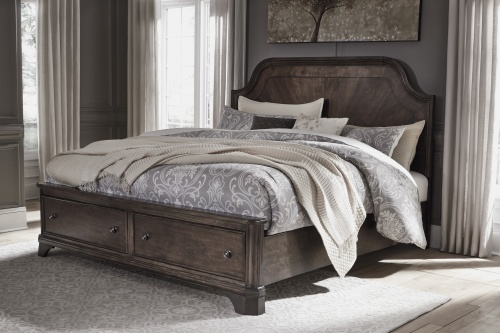 Кровать King size (193х203) Adinton, Ashley Furniture