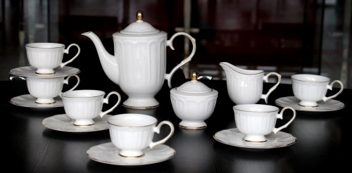 Чайный сервиз Jardine 17 Pcs  tea Set