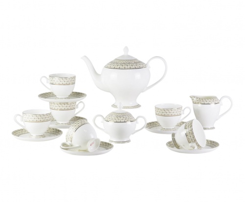 Чайный сервиз Diela 17 Pcs  tea Set