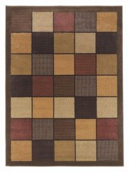 Ковер Patchwork - Brown, Ashley Furniture